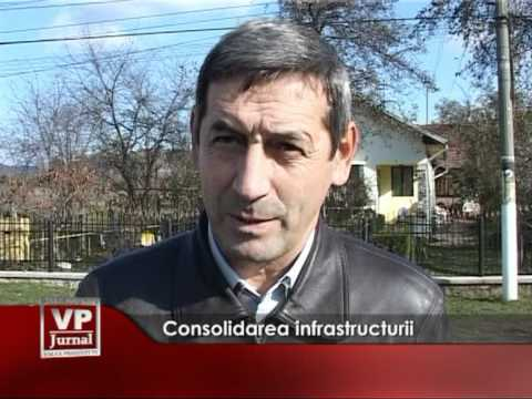 Consolidarea infrastructurii