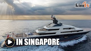 Equanimity arrives in Singapore