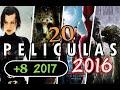 20 Películas Más Esperadas del 2016 + 8  - YouTube