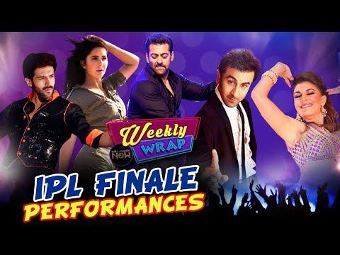 Ranbir, Katrina, Salman, Jacqueline, Kartik In IPL