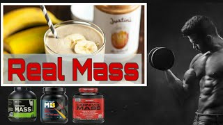 How To Gain Mass Without Mass Gainer ( Muscle Mass Gain Breakfast 800_Calories )