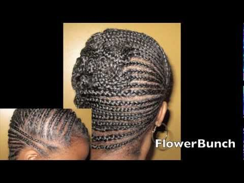 103: Collection of Natural Hair Styles