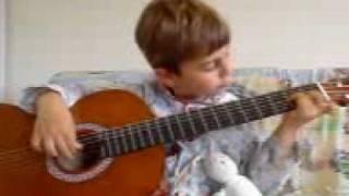 Cours Guitare Classique Débutants Enfants