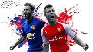 Arsenal Vs Manchester United - Match Preview