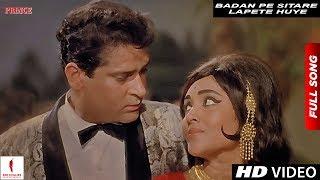 Download Youtube: Badan Pe Sitare Lapete Huye | Mohammad Rafi | Prince | Shammi Kapoor, Vyjayanthimala