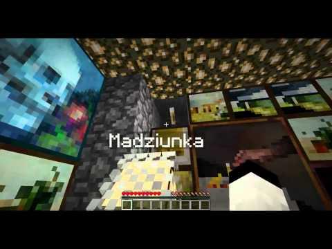 Minecraft Majowy Escape - Husiek & Madziulka