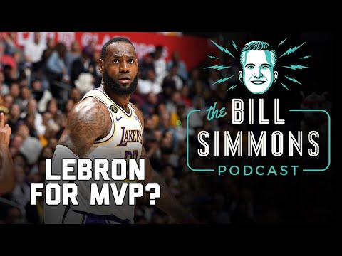 LeBron for MVP? With Ryen Russillo | The Bill Simmons Podcast | The Ringer
