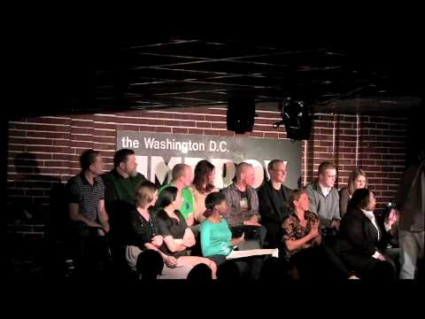 Flip Orley -  Dysfunctional family reveals secrets at the DC Improv 3-17-11