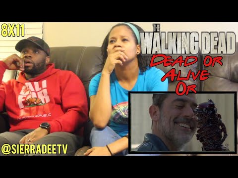 The Walking Dead 🧟‍♂️ *Dead or Alive Or* 8x11 Reaction!