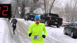 YORK ROAD RUNNERS WINTER SERIES, ACCOMAC 8K 2011, PART ONE
