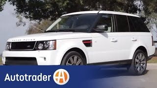 2013 Land Rover Range Rover Sport: New Car Review - AutoTrader
