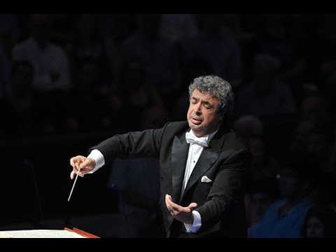 Watch: 'If you think of a football team, the conductor is a coach and a player all at once' – Semyon Bychkov on his return to Covent Garden