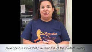 A Parent Speaks about Self Coaching with The Rope Bat™