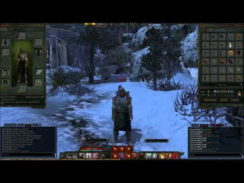 Age of Conan Gameplay – Asus N53SN *High Settings* [HD]