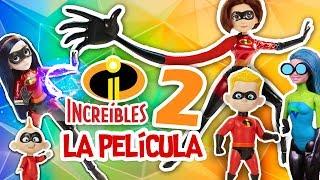 Video ⚡️ LOS INCREIBLES 2 ⚡️ La nueva película de Disney Pixar con Juguetes Fantásticos MP3, 3GP, MP4, WEBM, AVI, FLV Desember 2018
