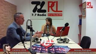 Antonio Rodríguez , Secretario General de SITCA