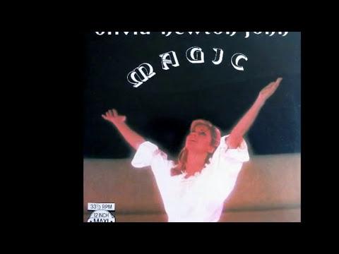 Olivia Newton John ~ Magic 1980 Disco Purrfection Version