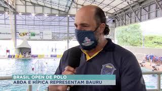 Arena ABDA sedia Brasil Open de Polo Aquático