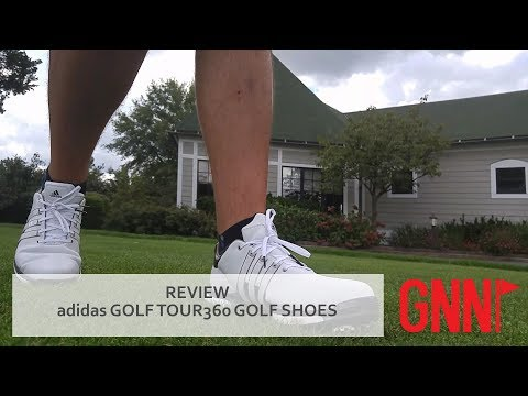 REVIEW: adidas Tour360 golf shoes