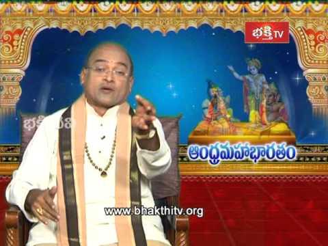 Andhra Mahabharatam - Salya Parvam (Episode 1312   Part 3)