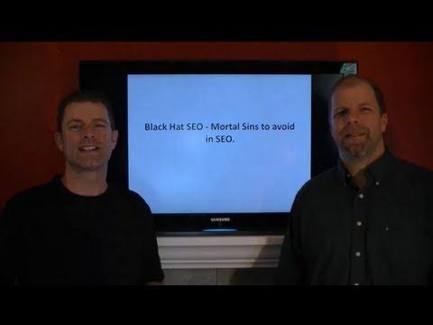 Black Hat SEO – Mortal Sins to Avoid in SEO