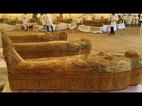 Archäologische Sensation in Ägypten: 3.000 Jahre alte ...