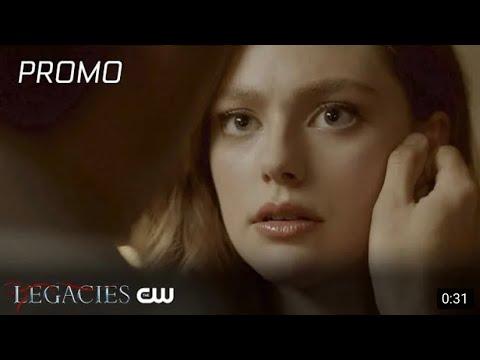 "Legacies Season 2 Episode 4 Trailer ""Since when do you speak Japanese?"