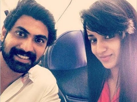 Trisha & Rana Daggubati seen together once again in SIIMA Awards 2014 | Simbu, Nayan, Hanshika