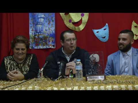 Premio Pepe Pérez a José Antonio Martín Silva 2017