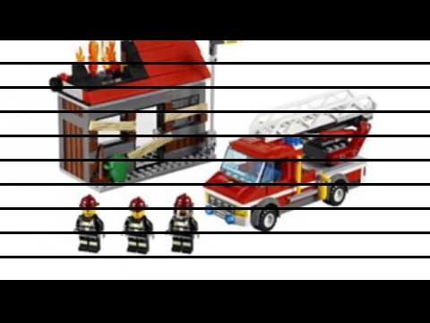 Video YouTube post on the City Fire Emergency 60003