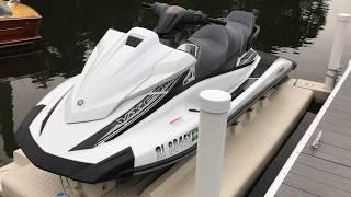 8. Yamaha VX Cruiser first ride