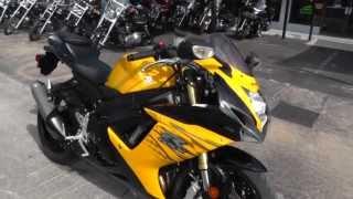 7. 102369 - Used 2012 Suzuki GSXR750 Motorcycle For Sale