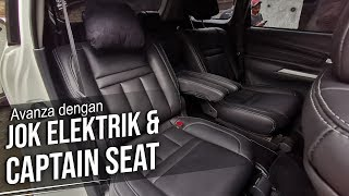 Download Video MODIF HEDON VELOZ PAKAI JOK ELEKTRIK DAN CAPTAIN SEAT MP3 3GP MP4