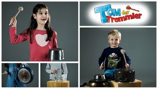 Tom der Trommler - Geschirrlied (official video)