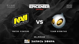 Na'Vi vs Dignitas, game 1