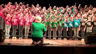 Willis (TX) United States  City new picture : America the Beautiful - Willis, Texas 5th Gr. Honor Choir - 20112011