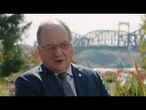 Le Pont de Québec et la Chambre de commerce et d'industrie de Québec