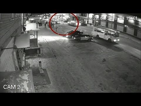 Авария в Перми