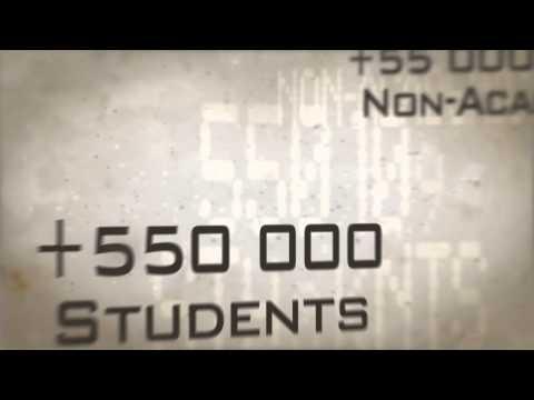 The League of European Research Universities (LERU) - animated video (видео)