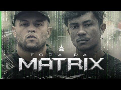 Fora da Matrix - Xamã e Dk47 (Prod. Dj Gustah) видео