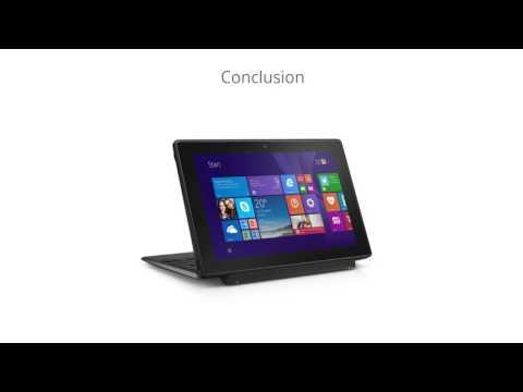 Dell Venue 10 Pro 5055 v10PRO-4425BLK 10.1