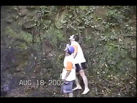 Cachoeira em Itaguara