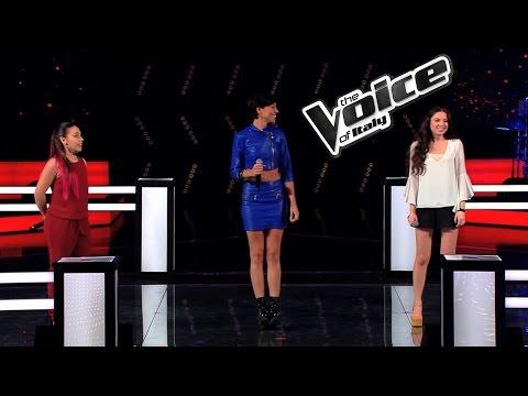 Video Elisa Maffenini - Beatrice Ferrantino - Cristina Ambu: Bailando   The Voice of Italy 2016: Battle download in MP3, 3GP, MP4, WEBM, AVI, FLV January 2017