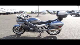 2. 2004 FJR 1300 Walk around and Start up at Desert Valley Powersports