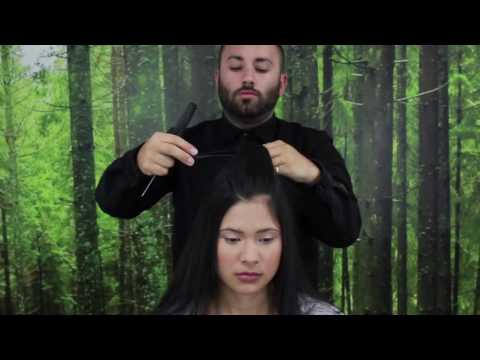 How to Create a Sleek, Swept Back Quiff ¦ Josh Denholm ¦ Layered