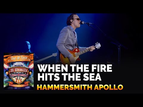 When the Fire Hits the Sea (Live)