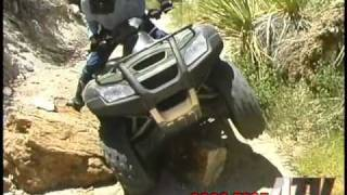 8. ATV Television - 2003 Honda Rincon Test