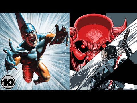 Top 10 Wolverine Villains You've Never Heard Of - Part 2