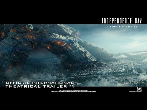 Independence Day: Resurgence [Official International Theatrical Trailer #1 in HD (1080p)]