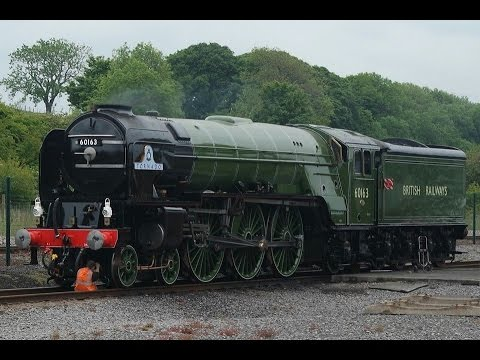 LNER Peppercorn 60163 'Tornado' at Darlington & Newcastle...